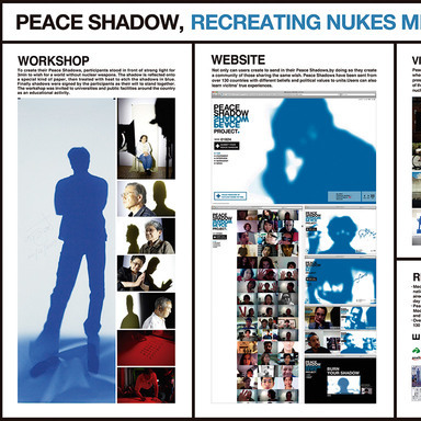 PEACE SHADOW, RECREATING NUKES MEMORIES