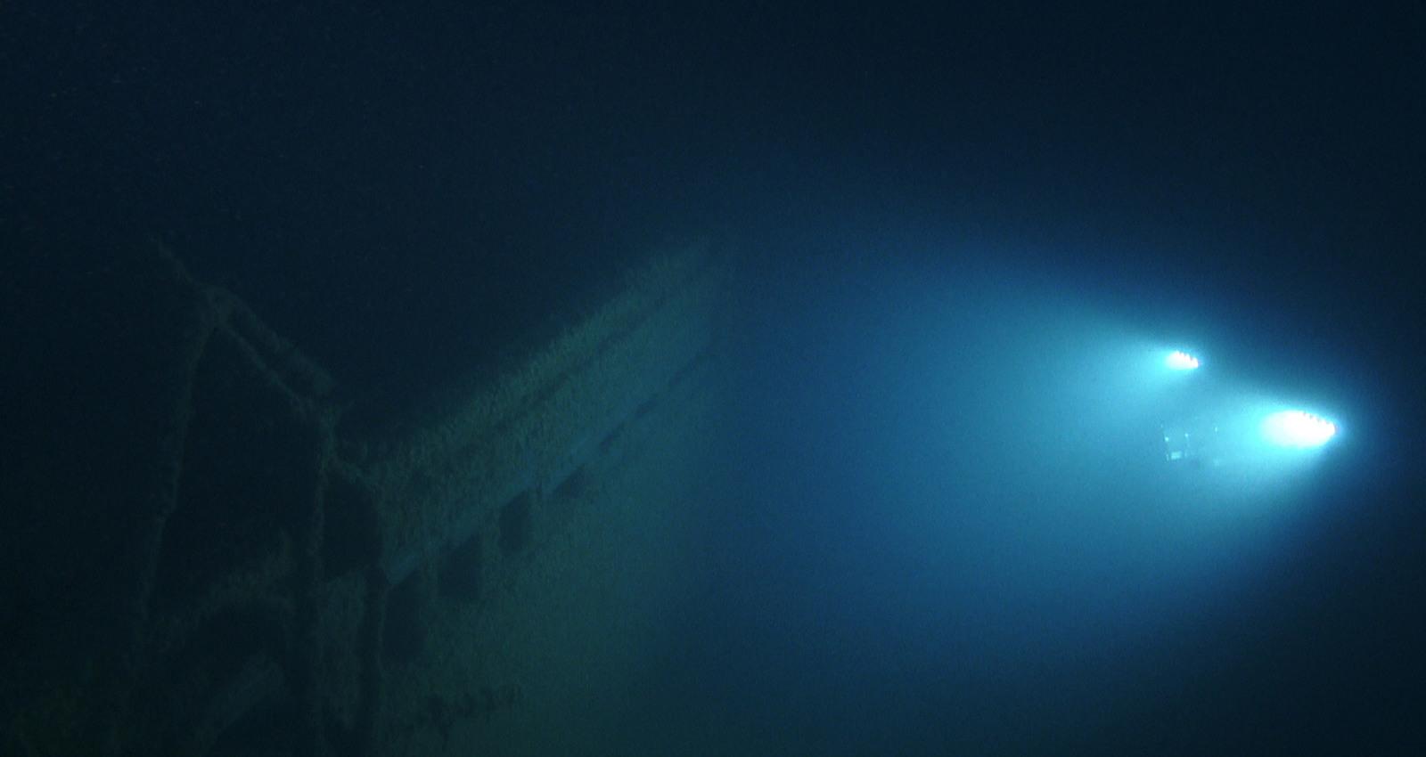 Shipwreck Alley