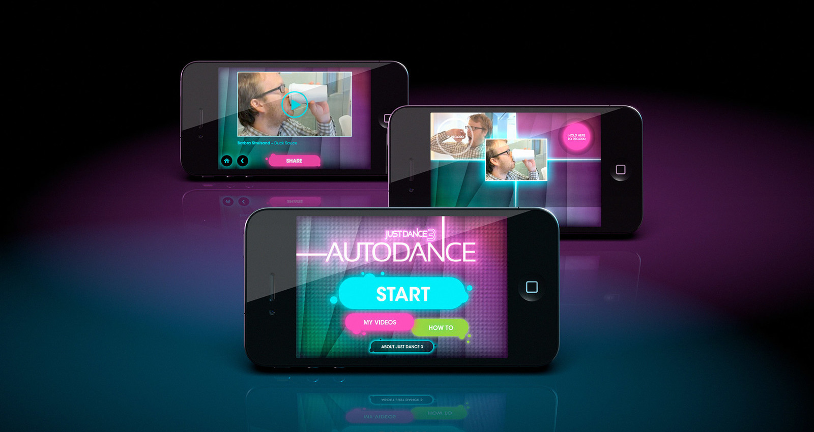 Autodance
