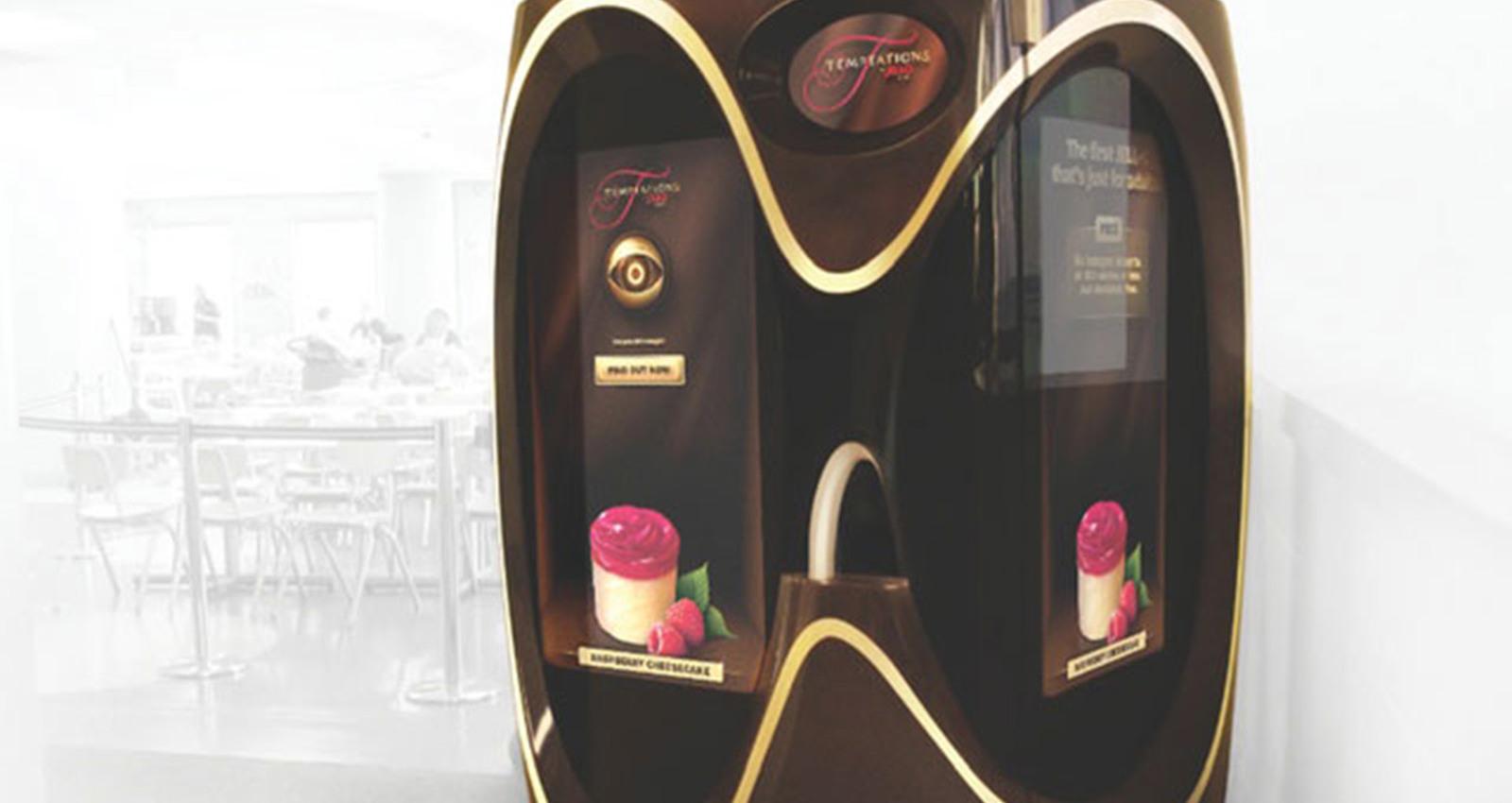 Temptations Sampling Machine