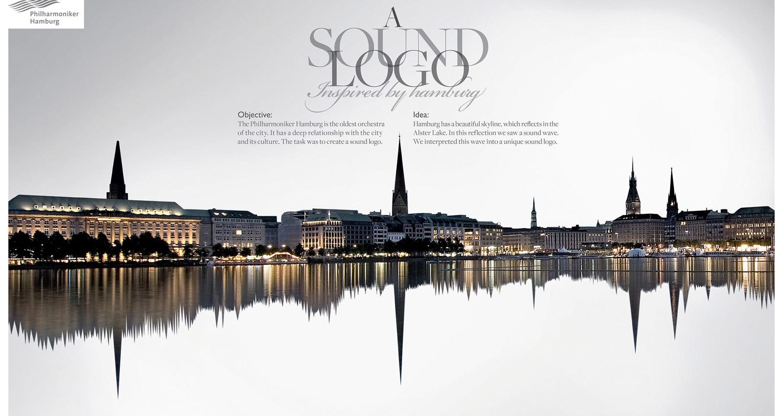 A Sound Logo - Inspired by Hamburg