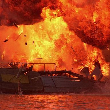Devastating Explosions