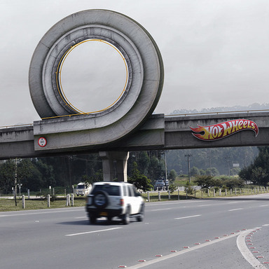 Hotwheels Loop