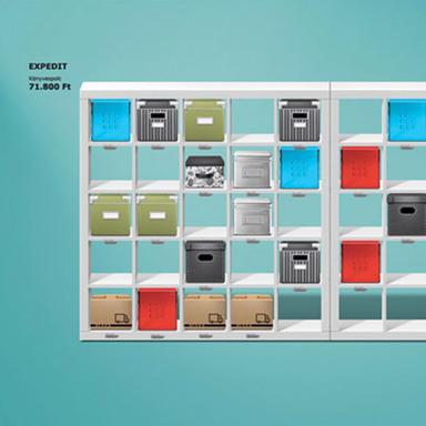 IKEA e-folder
