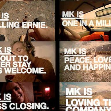 MK is