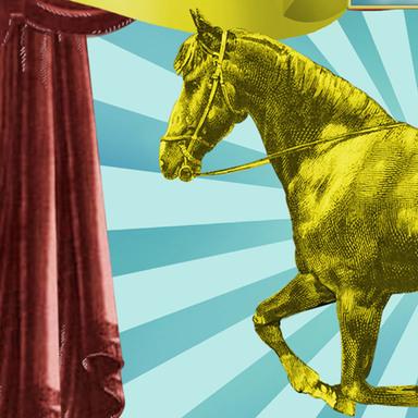 The lucky Horse