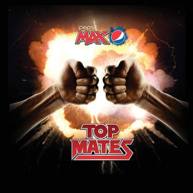 Pepsi Max Top Mates