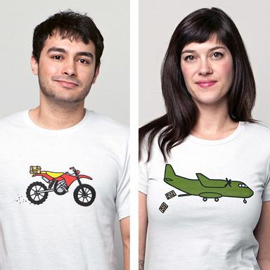 UNICEF: Good Shirts