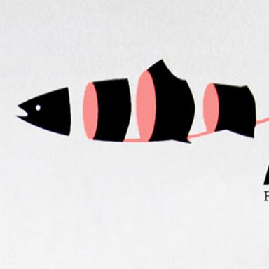 PETA Fish Corporate Identity