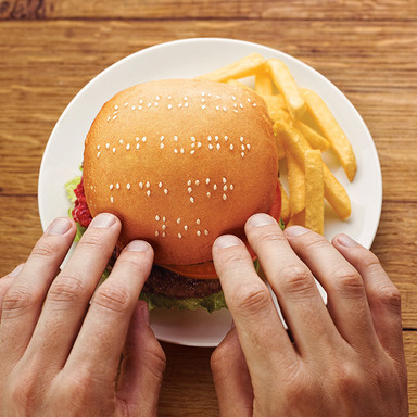 Wimpy Braille Burgers