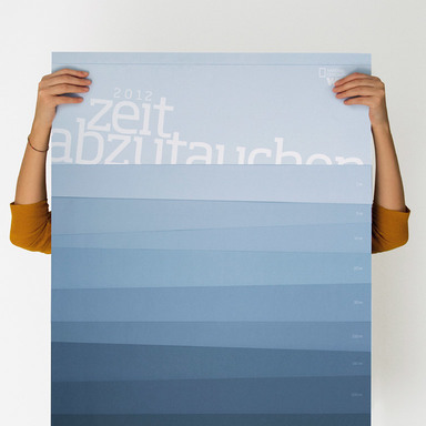 Deep Sea Calendar