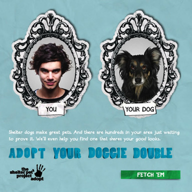 Adopt Your Doggie Double