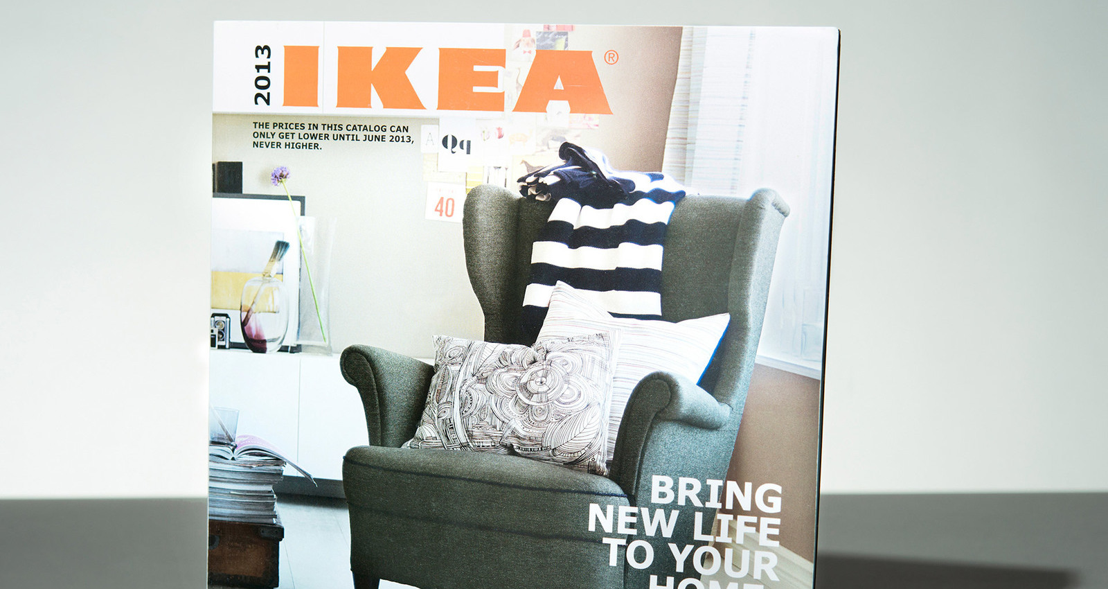 The 2013 IKEA Catalog Application