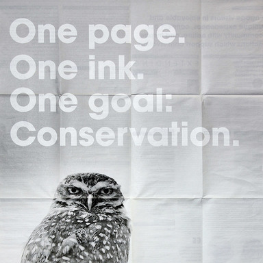 One Page. One Ink. One Goal.