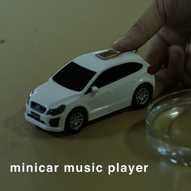 Minicar Music Player