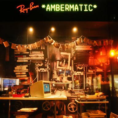 Ray-Ban Ambermatic
