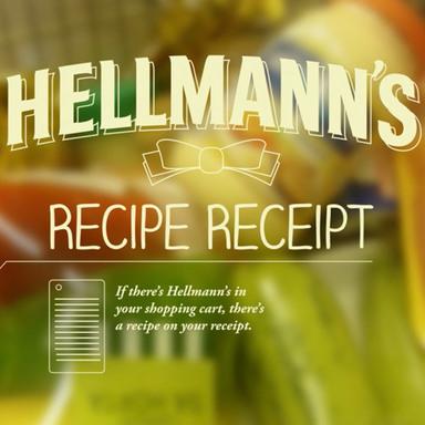Recipe Receipt