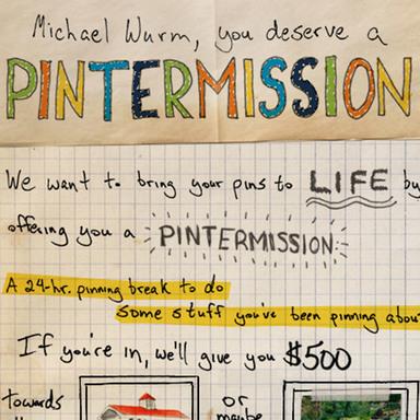 Pintermission