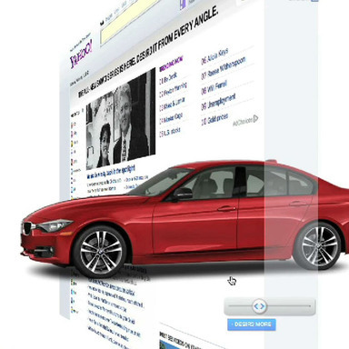 BMW 3 Series Digital Campaign