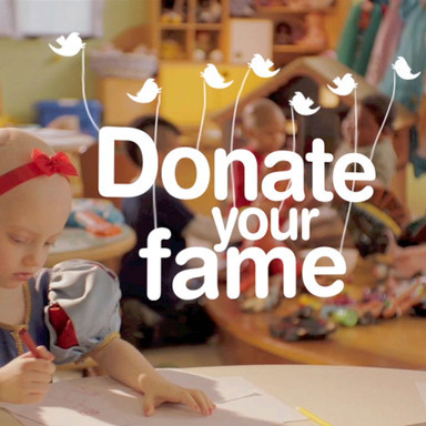 Donate Your Fame