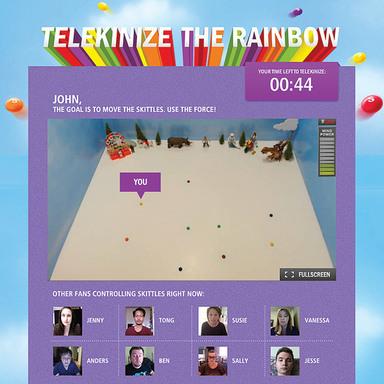 Telekenise The Rainbow