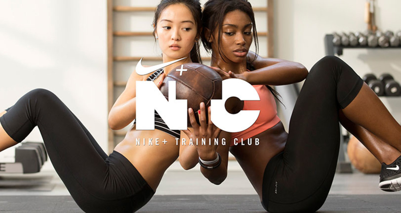Nike+ Training Club app