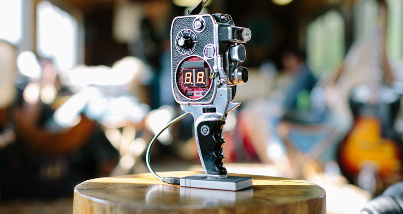 Tools for the Modern Frontier: Reinventing vintage devices to inspire global creativity