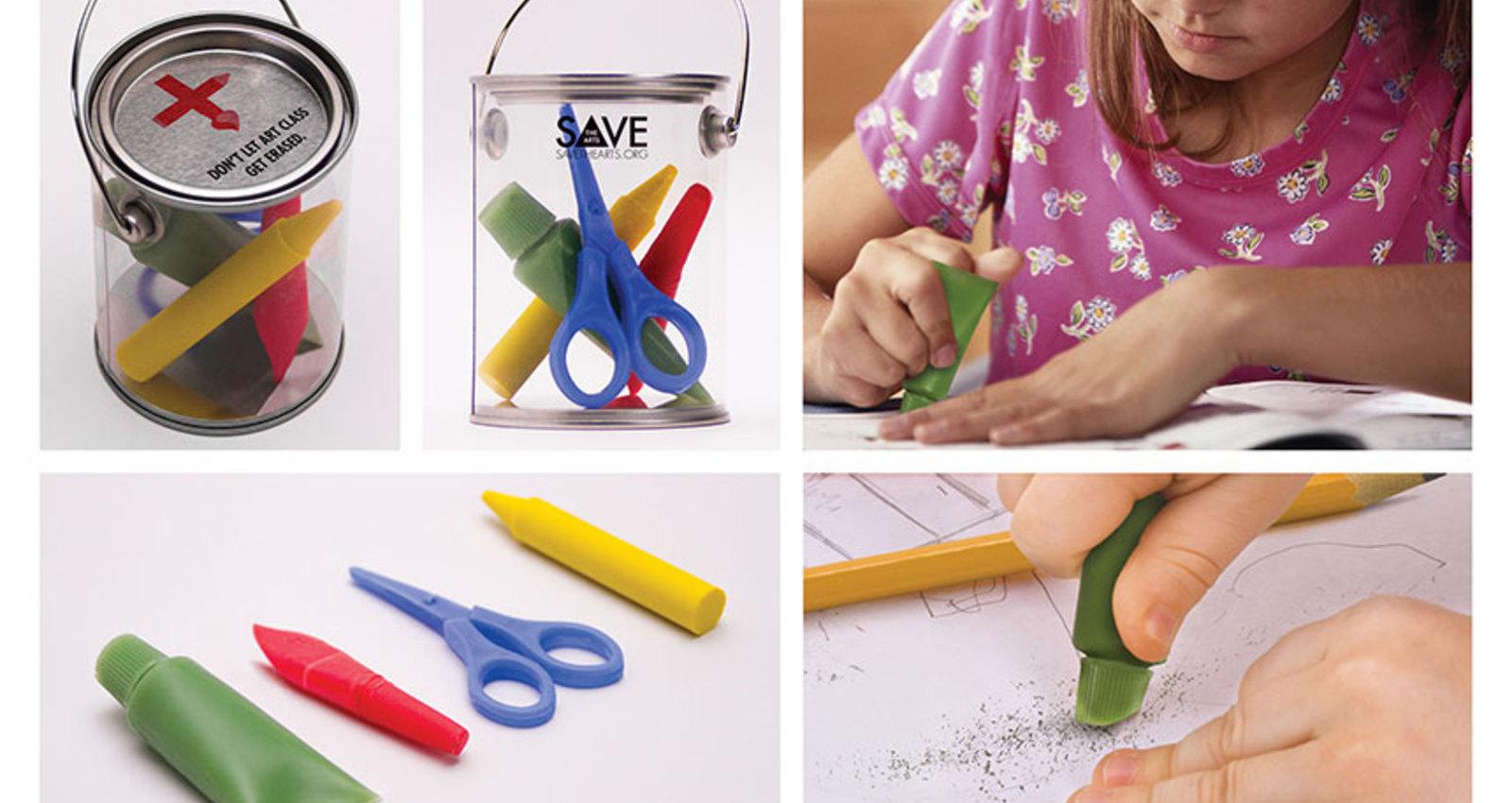 Art Supplies Erasers
