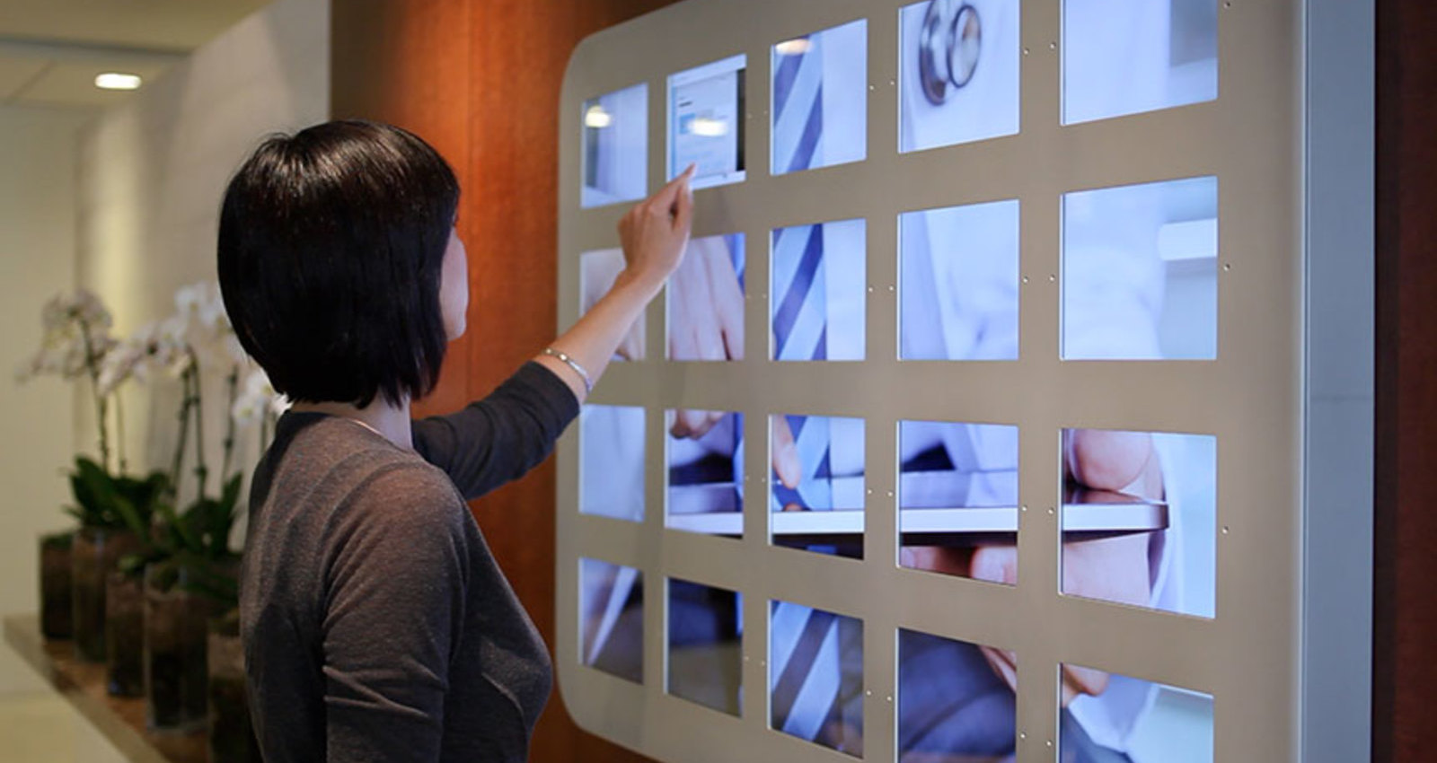 The Pritzker Group iPad Wall & Handheld App