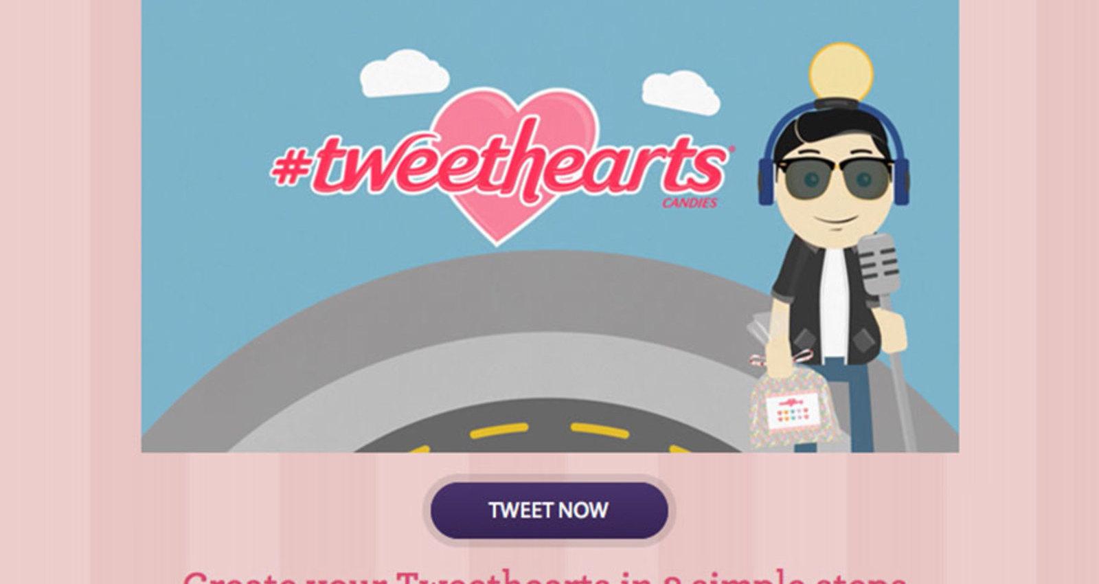 #Tweethearts