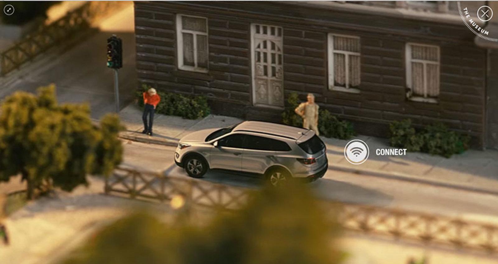 Epic Playdate / Hyundai Santa Fe