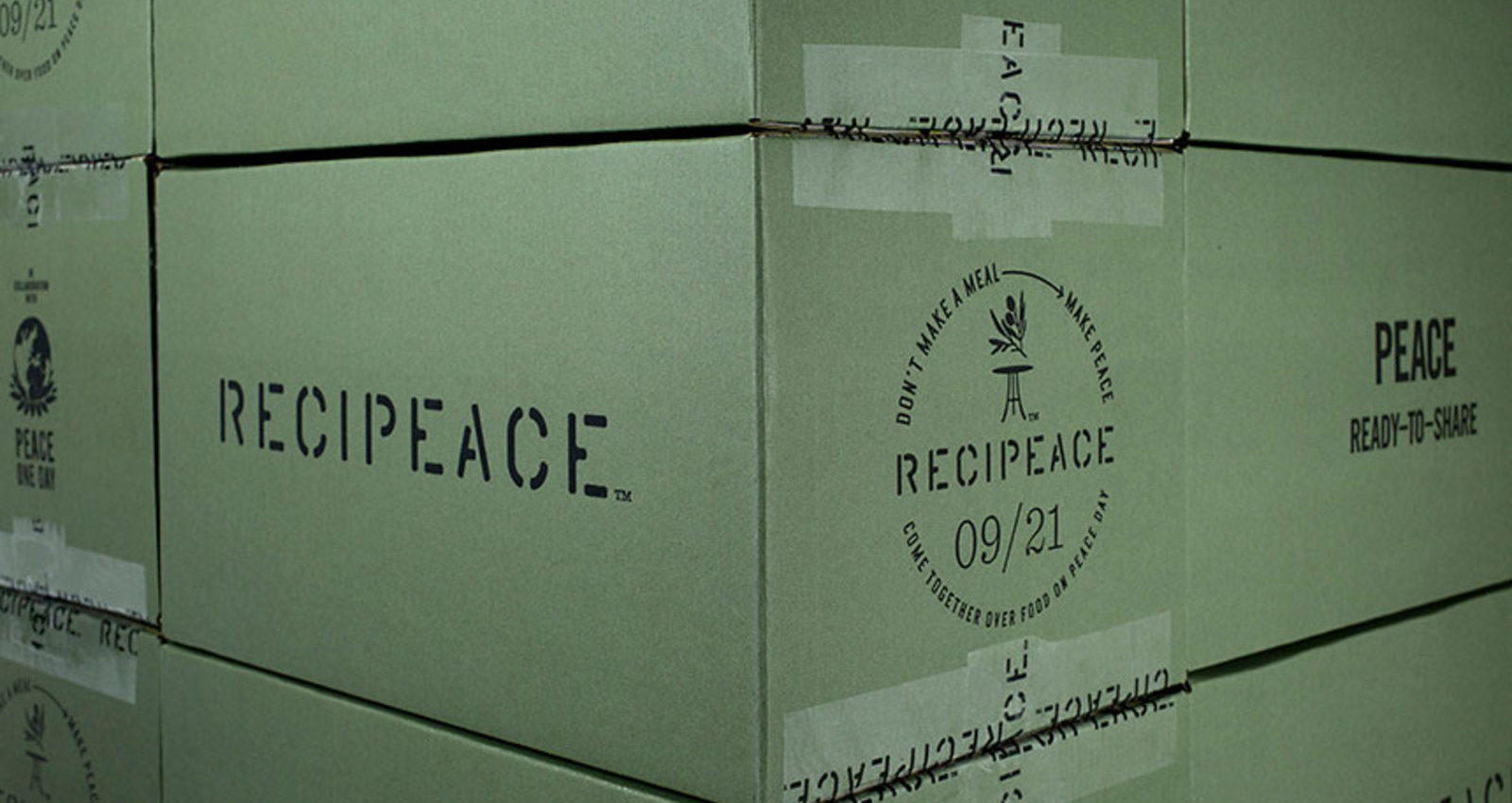 Recipeace Peace Kit