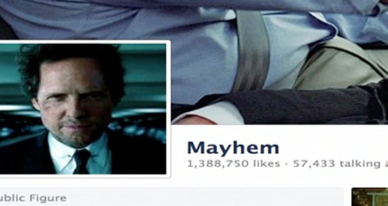 Facebook Mayhem