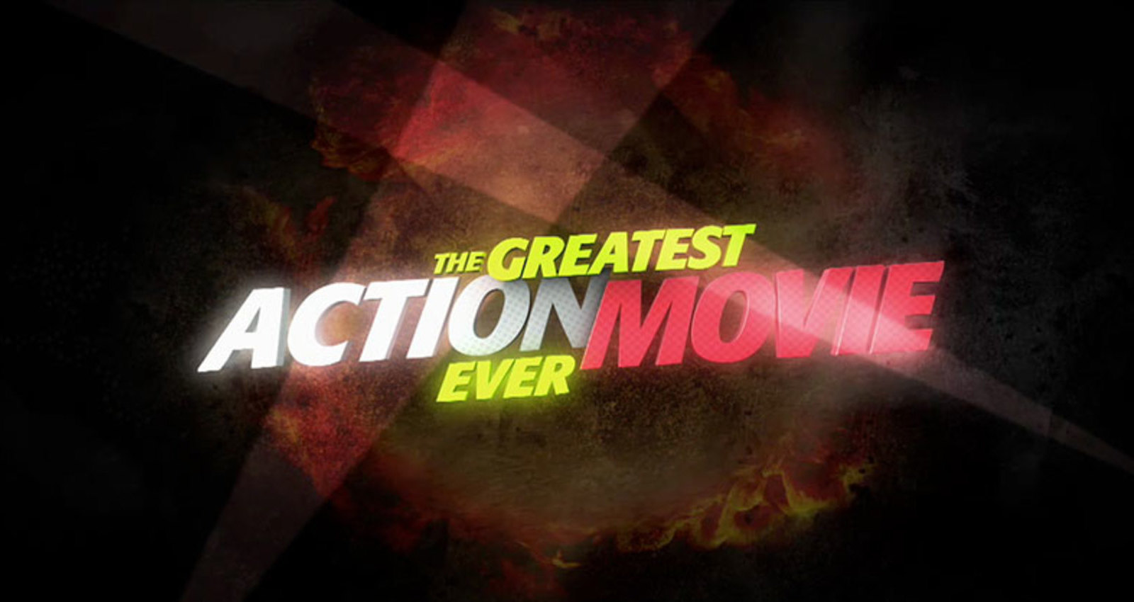 The Greatest Action Movie Ever