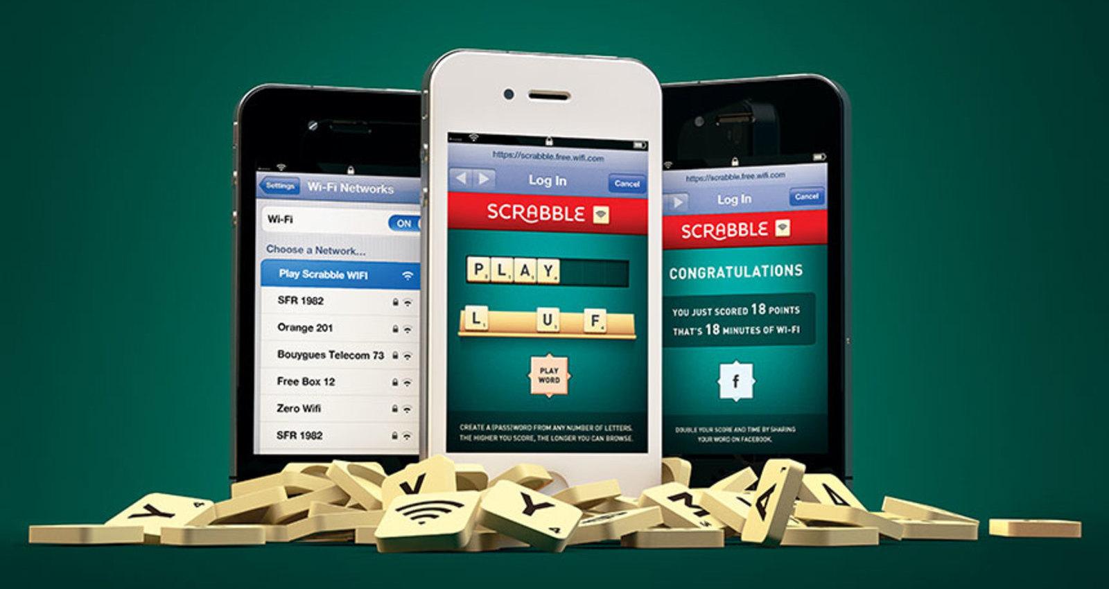 Scrabble WiFi