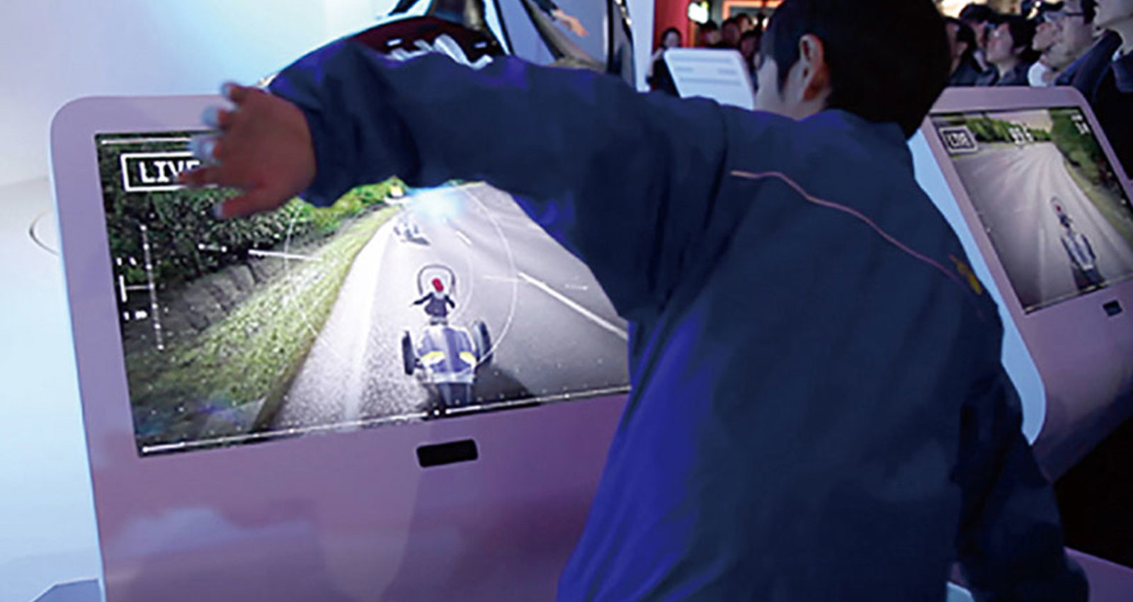 Toyota FV2 / Concept Car & Interactive Exhibition