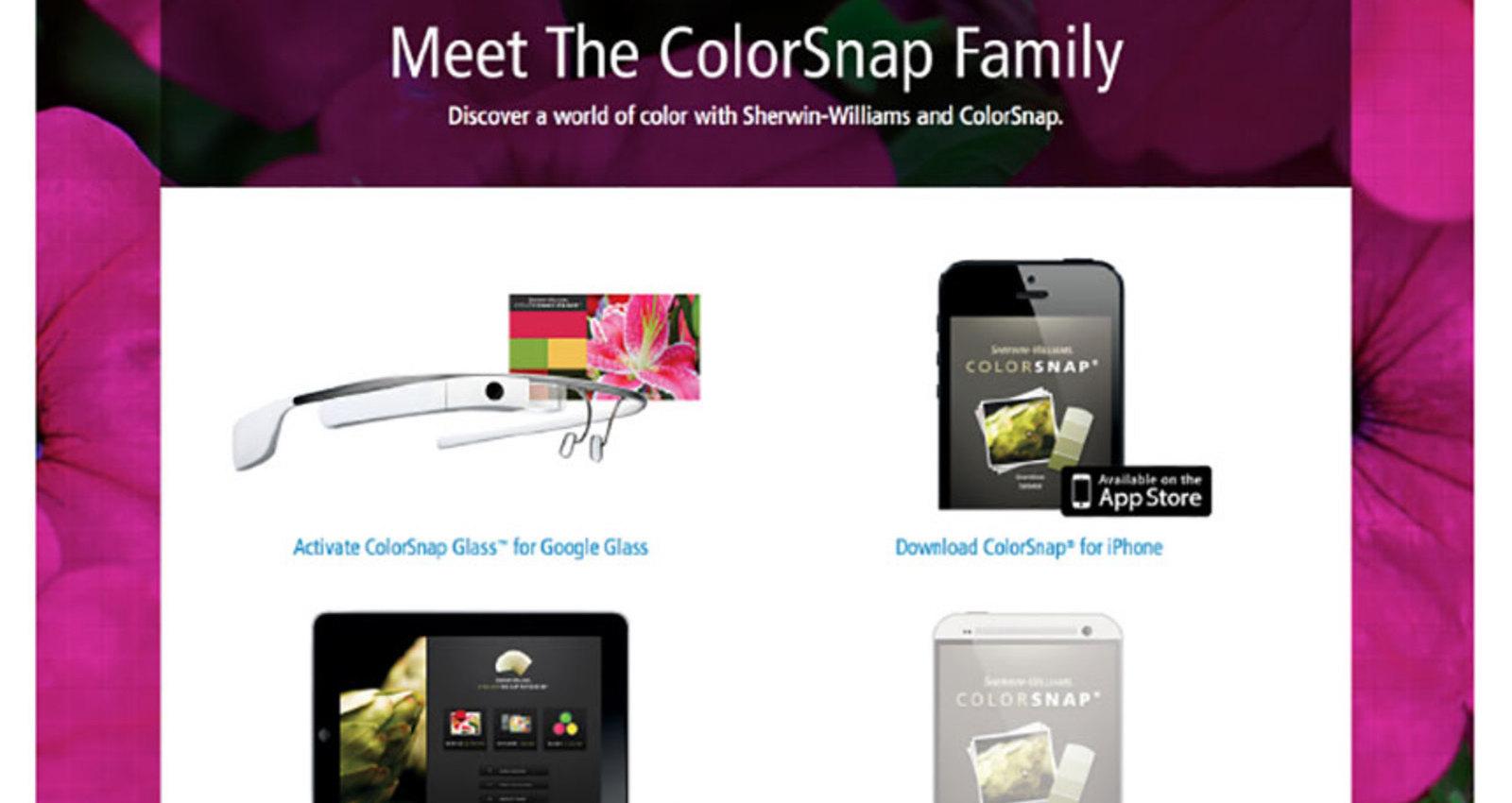 ColorSnap Glass™