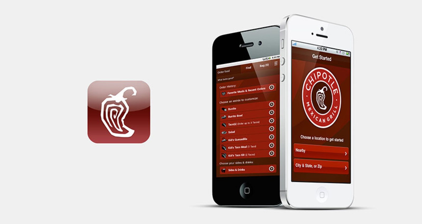 Chipotle Ordering App