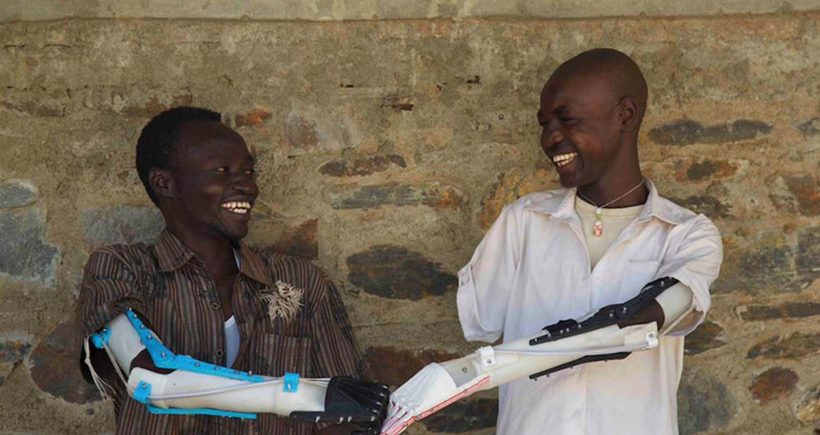 Project Daniel: 3Dprinting prosthetic arms for children of war-torn Sudan