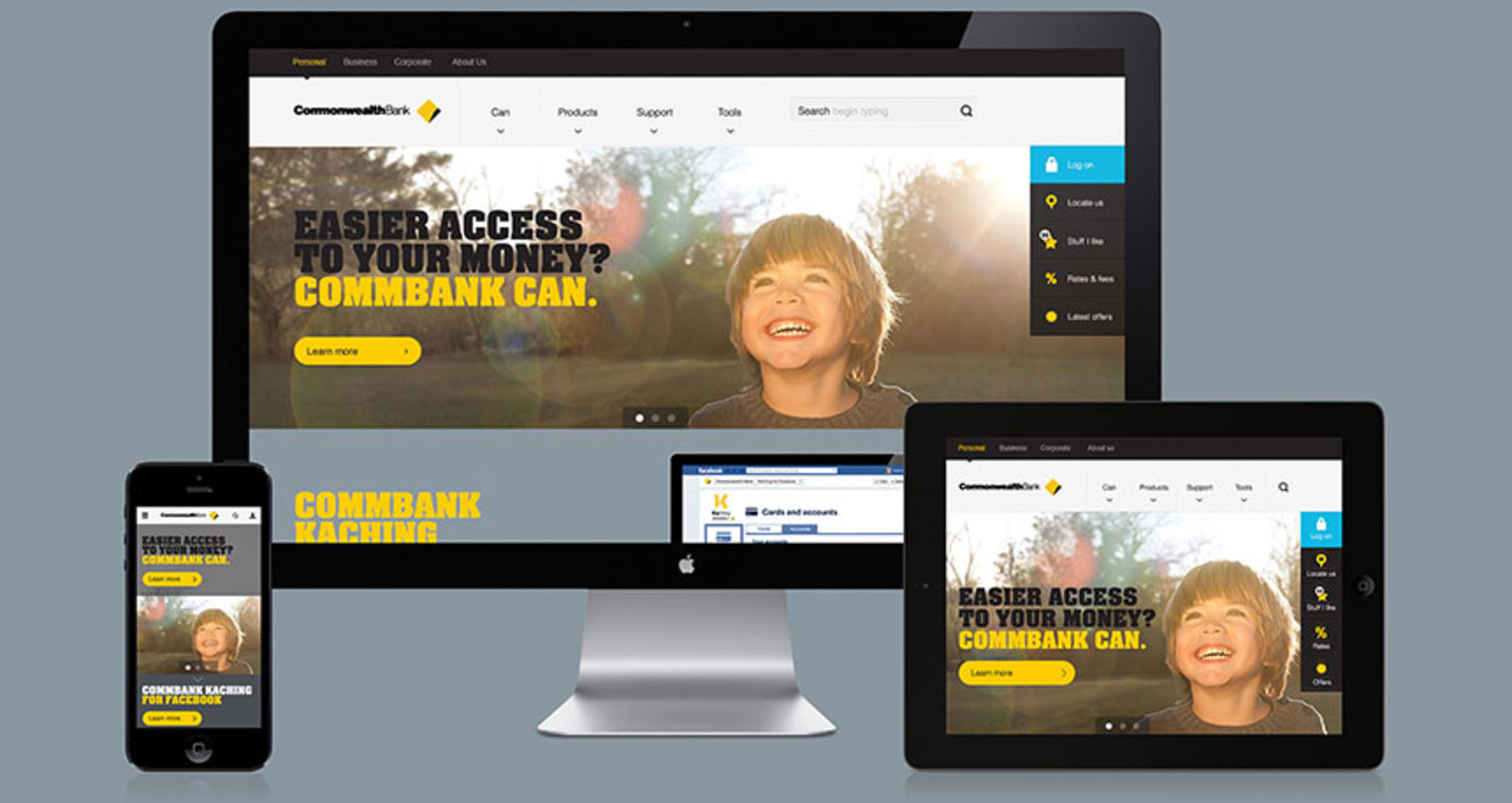 Commbank Relaunch