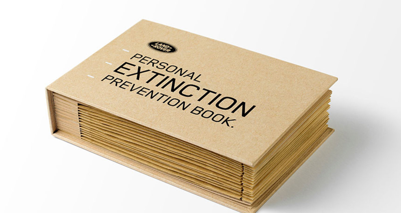 Personal Extinction Prevention Book