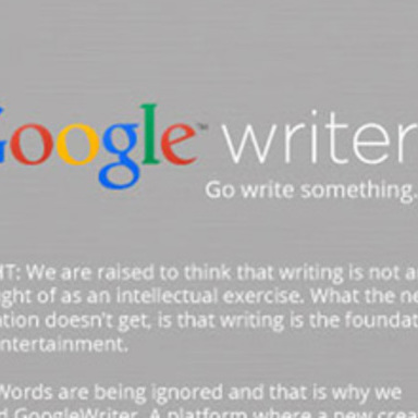 GoogleWriter