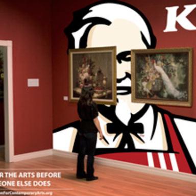 Sponsor the Arts