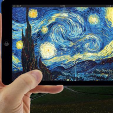Artchive App Van Gogh