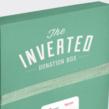 The Inverted Donation Box
