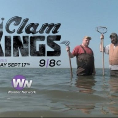 TV GONE WRONG-Clam Kings