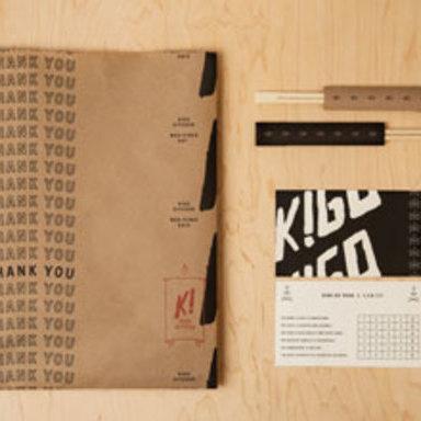Kigo Kitchen Promotional Items