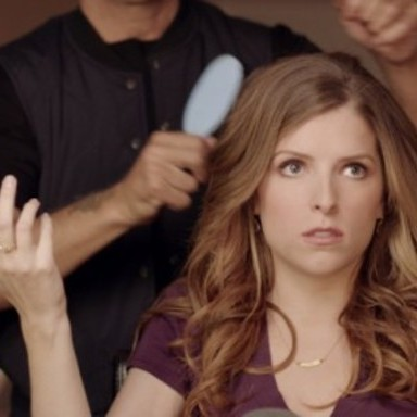 Anna Kendrick: Behind the Scenes of the Mega Huge Football Ad We Almost Made