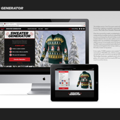 Sweater Generator