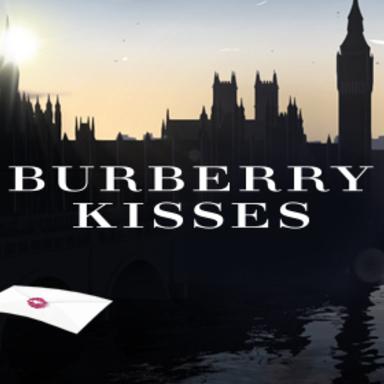 Burberry Kisses: A Google Art, Copy & Code Project